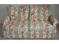 SOFA BED FIRE RESISTANT GOOD CONDITION