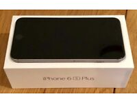 IPhone 6s Plus 128gb boxed as new and comes unlocked to all networks
