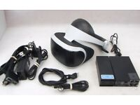 Sony PlayStation Virtual Reality VR Headset (CUH-ZVR1)