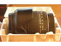Sigma 18-200mm Zoom lens f3.5-6.43 DC - Pentax fit