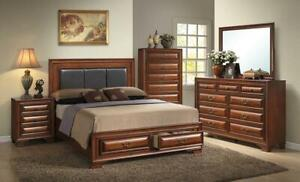 Bedroom Sets Brand New Direct From Factory / Bedroom Set / Beds / chester draw / dresser / side tables