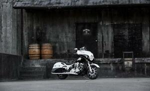 2017 Indian CHIEFTAIN EDITION JACK DANIELS