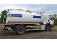Scania 94D 230 - Fuel Tanker - 2003