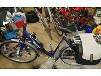 Giant Twist 2.0 Electric (Blue) bike for sale £450