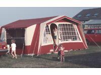 Cabanon Nadia Six Berth 1980s Frame tent