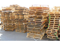 Free pallets or wood