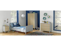 Noah Bed Frame - Grey