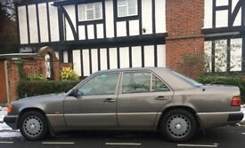 W124 300E-24 with all receipts from new!