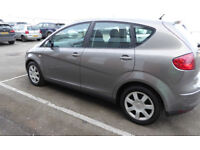 Seat Altea 1.9 tdi 2005 only 78,300 miles Air Con, Electric Windows & Mirrors, 5 Speed Manual