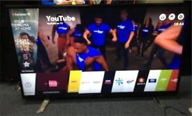 """LG 49"""" (50"""")ULTRA HD 4K smart Led tv"""