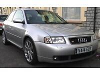Audi S3 Quattro swap or part ex for ???