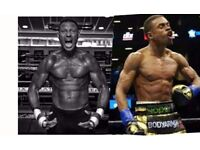 Brook vs spence x4 Championship fight tickets