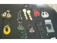 Earrings - job lot - 22 in total