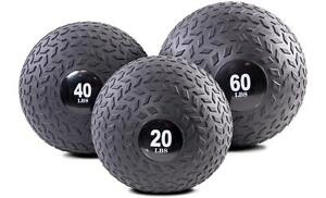 Northern Lights Tyre Tread Slam Balls 4 lb - 60 lb