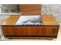Vintage Phillips Model NG516 6b record player