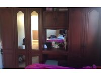 Fitted Wardrobe With Dressing Table