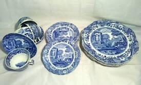 Spode's Italian Crockery collection