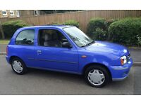 2001 NISSAN MICRA 1.0 CHEAP TO INSURE SERVICE RECORDS LOW MILEAGE GOOD CONDITION MICRA 1.0
