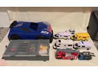 Toy Car & Van Bundle