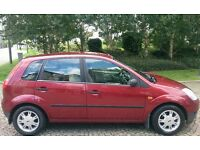 FORD FIESTA FINEESE 1.3CC ++5DRS HATCHBACK++ LONG MOT++EXCELLENT CONDITION