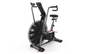 Schwinn AirDyne Pro Dual Upright Cycle Air Bike Spin Bike