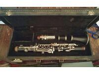 Noblet Diamond Logo E-flat Eb grenadilla piccolo clarinet