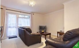 2 double bedroom furnished flat on southcote road, walking distance to town and station