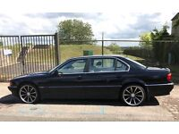 BMW 740iL LONG WHEEL BASE EXECUTIVE CAR, VERY GOOD CONDITION, ONLY £1600 FOR QUICK SALE.