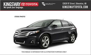 2016 Toyota Venza V6 AWD - Limited Package (Demo)