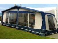 Bradcot Residencia Caravan Awning 2003 … 1050 with b/room steel poles