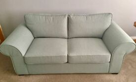Linden Mint Green Two Seater Sofa Bed