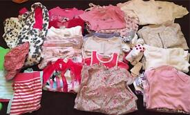 Girls clothes 1.5 - 2 years over 40 items