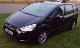 FORD S-MAX 2.0 TDCI 2009 58,