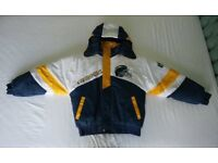 ProPlayer By Daniel Young Nfl San Diego Chargers Removable Hood Jacket Unisex x1