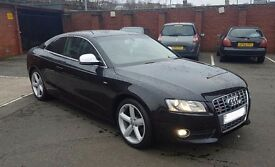 Audi A5 1.8 Tfsi full history, Immaculate condition.