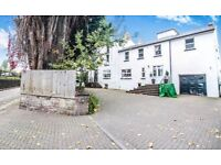 6 BEDROOM SEMI DETACHED HOUSE PLUS TWO ADJOINING SELF CONTAINED LARGE FLATS .