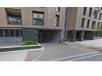 Secure underground car parking space for rent