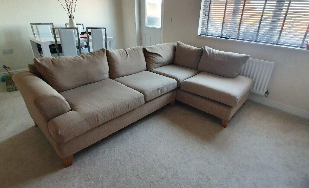 Astounding Corner Sofa For Sale In Exeter Devon Gumtree Creativecarmelina Interior Chair Design Creativecarmelinacom