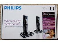 Philips ID937 Duo Cordless Phones