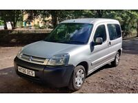 Peugeot Partner Combi Escapade WAV 1.6 HDi Wheelchair Accessible Vehicle Disability Scooter MOT
