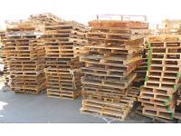 Free Wooden Pallets Exeter ideal for kinderling or firewood
