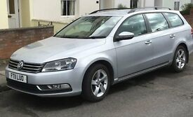 VW Passat Estate 2.0 TDI S 140PS Manual 2011 78,000 miles