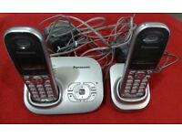 PANASONIC KX-TG7321E ANSWERING PHONE SYSTEM