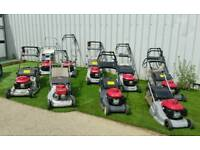 Honda lawnmowers. 7 left. Prices start from just £45