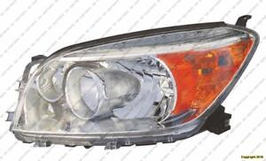 Head Lamp Driver Side Base/Limited Model High Quality Toyota Rav4 2006-2008