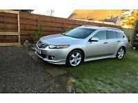 Honda Accord 2.2i-dtec es gt estate 2010 61000 miles!!!