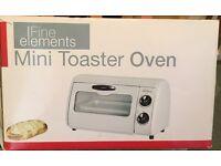 Mini toaster oven.