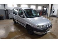 Citroen berlingo 1.9d multispace