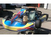 Rotax Max Senior 2015/16 Tony Kart Alonso. 2013PL Racing Engine
