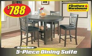 Pub Table Set Deal-Only $788